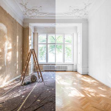 Cat te costa renovarea unui apartament si de ce sa soliciti un imprumut rapid?